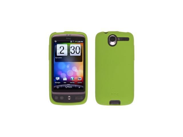 HTC ADR6275 Desire TPU Skin Case (70H00268-03M) - Green