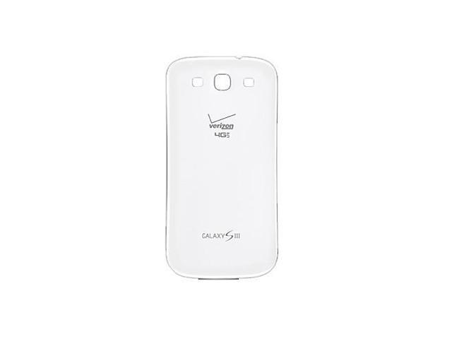 OEM Samsung Battery Door Back Cover for Samsung Galaxy S3 (White)