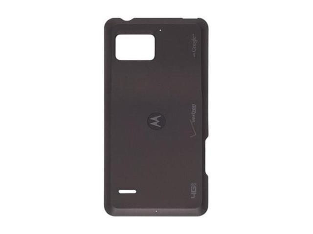OEM Motorola Droid Bionic XT875 Standard Battery Door (Black)