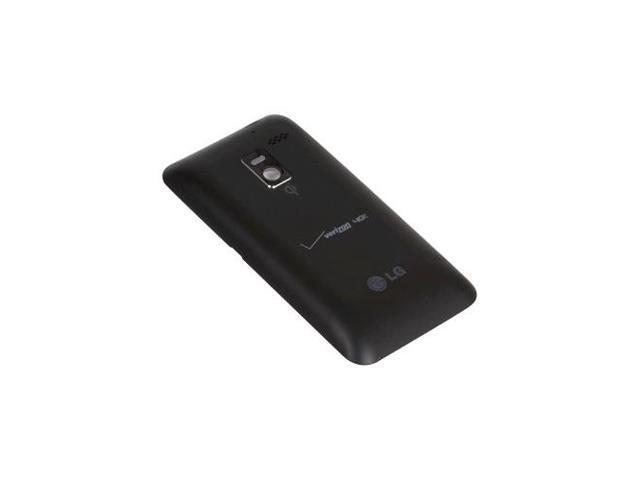 OEM LG Revolution VS910 Wireless Charging Battery Door Cover LGVS910-WLDR (Bulk Packaging)