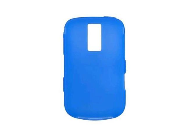 Wireless Solution Premium Gel Case for BlackBerry Bold 9000, Blue