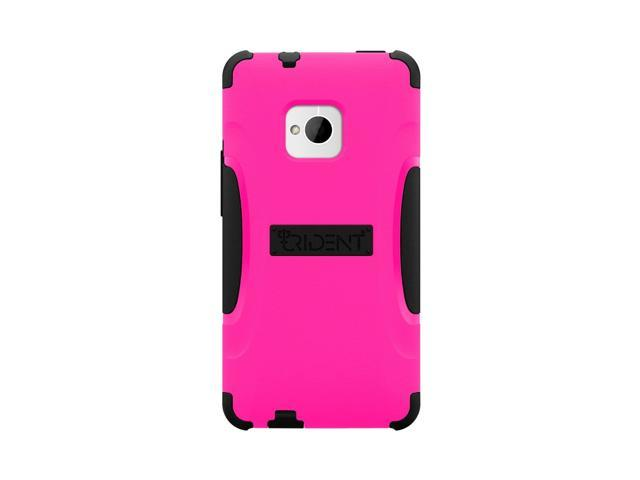 Trident Aegis Pink Case For HTC One M7 AG-HTC-M7-PNK
