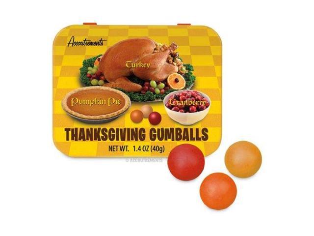 Accoutrements Thanksgiving Gumballs
