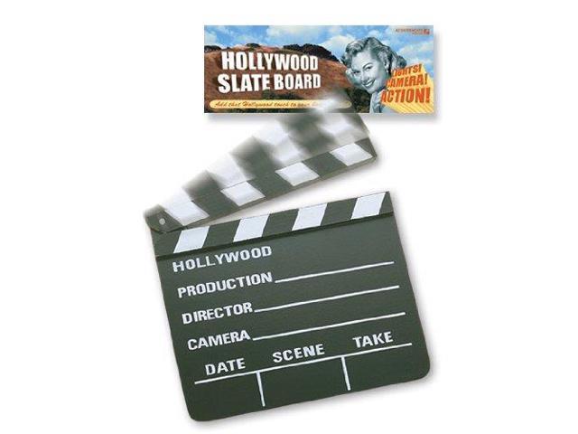 Hollywood Slate Board  7
