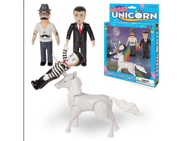 Accoutrements Avenging Unicorn Action Figure