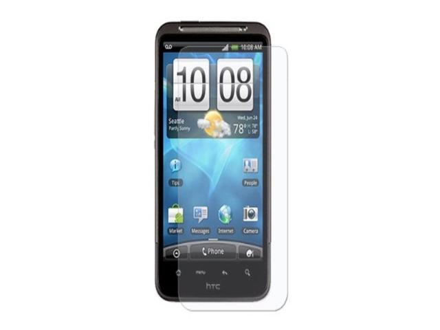 Amzer Anti-Glare Screen Protector with Cleaning Cloth For HTC Inspire 4G