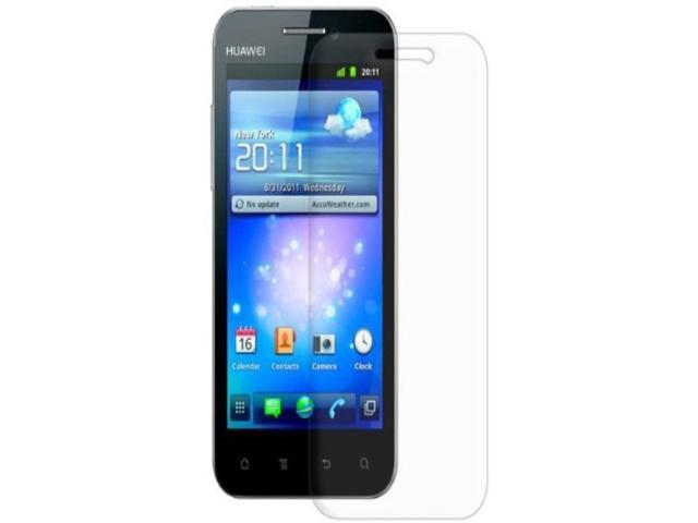 Amzer Anti-Glare Screen Protector with Cleaning Cloth For Huawei Mercury M886