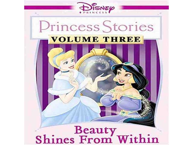 DISNEY PRINCESS STORIES VOL THREE