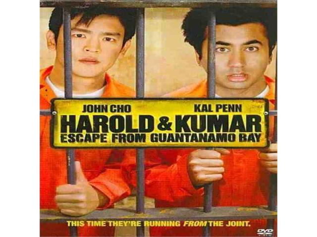 HAROLD & KUMAR ESCAPE FROM GUANTANAMO BAY (DVD/RATED/WS)