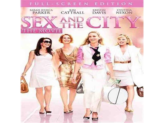 SEX & THE CITY-MOVIE (DVD/FS/4:3)-NLA   !