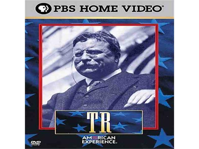 AMERICAN EXPERIENCE TR-STORY OF THEODORE ROOSEVELT (DVD)