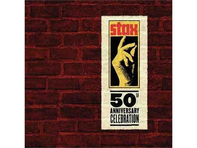 STAX 50TH:50TH ANNIVERSARY CELEBRAT