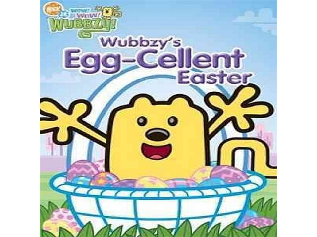 Wubbzy-Egg-Cellent Easter (Dvd)