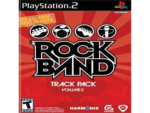 Rock Band Track Pack Vol 2-Nla