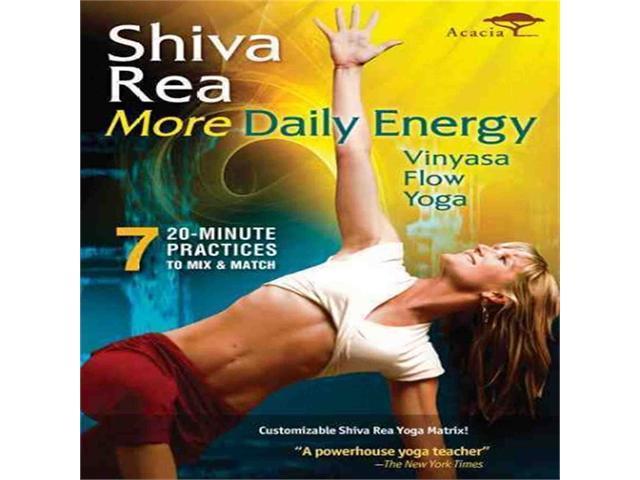 Shiva Rea:More Daily Energy