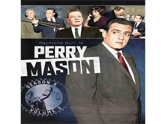 Perry Mason:Fifth Season Vol 2