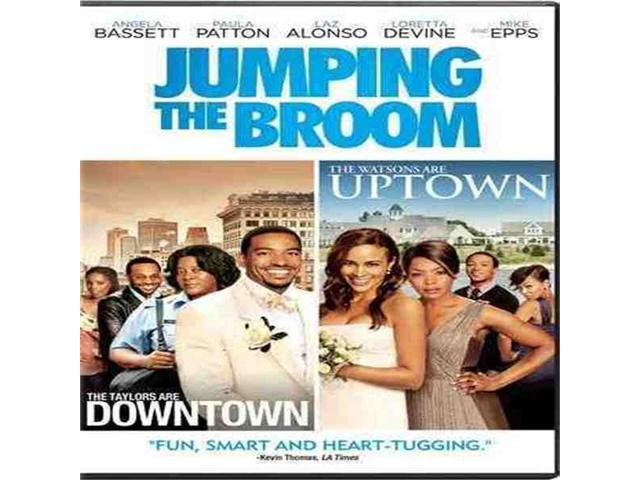 Jumping the Broom DVD New