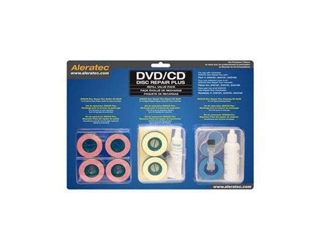 DVD/CD Disc Repair Plus Refill