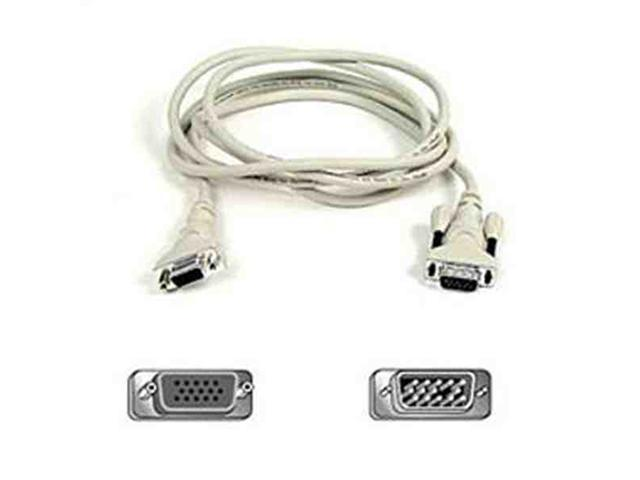 CABLE, 50FT HDB15 M-F HIGH RES VGA