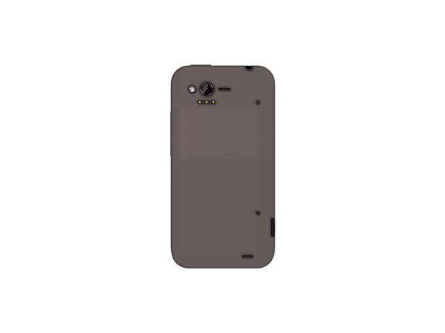 Amzer Silicone Skin Jelly Case - Grey For HTC Rhyme