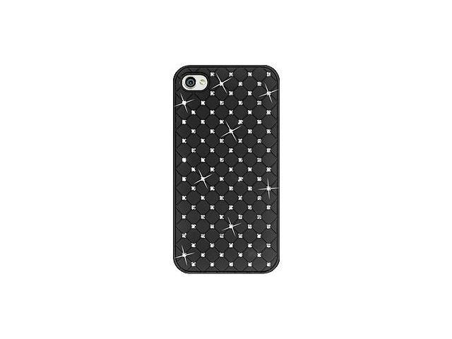 Amzer Diamond Lattice Snap On Shell Case - Black