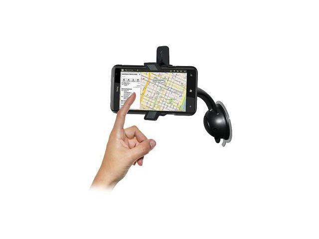Amzer® Car Mount & Case System For HTC Titan II