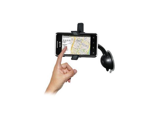 Amzer® Car Mount & Case System For LG Optimus Elite LS696,LG Optimus Elite VM696