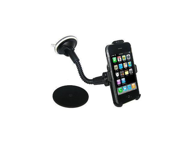 Amzer® 8 inch Gooseneck Vehicle Mount For iPhone 3G,iPhone 3G S