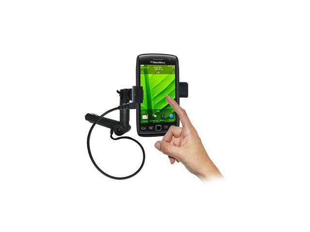 Amzer® Lighter Socket Phone Mount with Charging & Case System For BlackBerry Torch 9850,BlackBerry Torch 9860