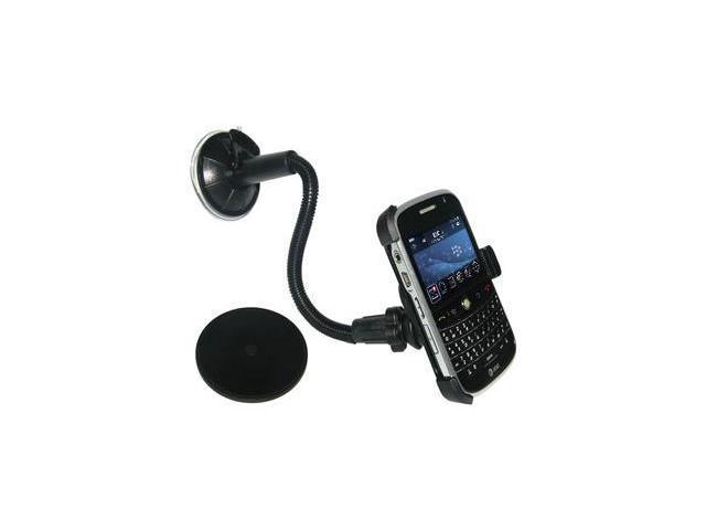 Amzer® 13 inch Gooseneck Vehicle Mount For BlackBerry Bold