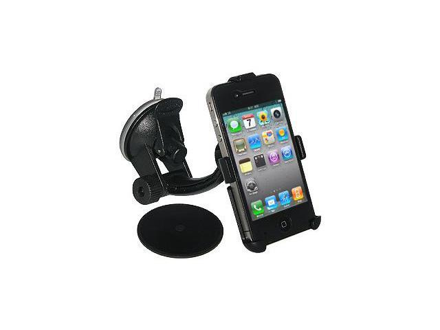Amzer® Suction Cup Mount for Windshield, Dash or Console