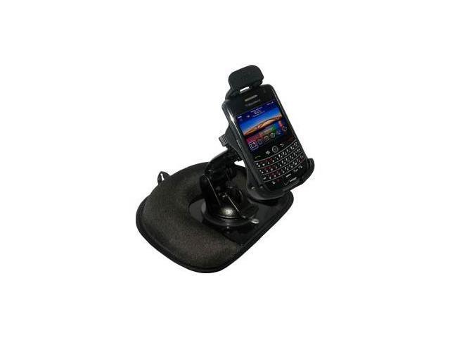 Amzer® Non-Slip Weighted Beanbag Dash Mount For BlackBerry Niagra 9630,Blackberry Tour 9630