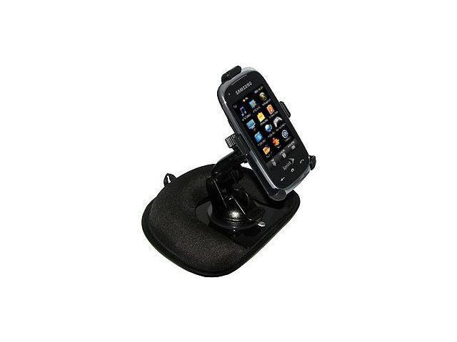 Amzer® Non-Slip Weighted Beanbag Dash Mount For Samsung Instinct HD SPH-M850