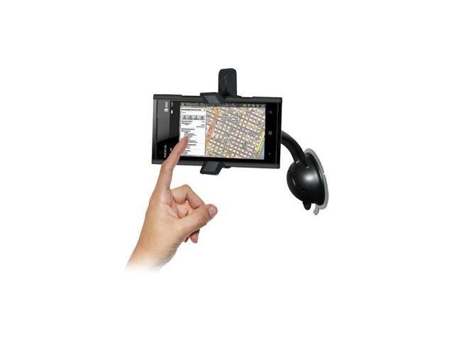Amzer® Car Mount & Case System For Nokia Lumia 900