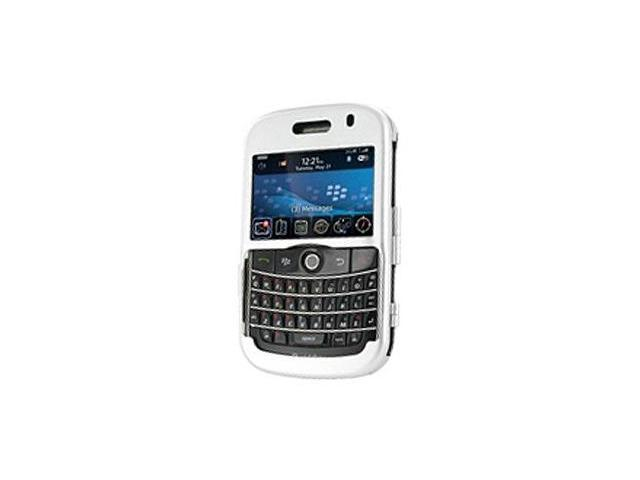 Amzer Aluminum Case - Silver For BlackBerry Bold