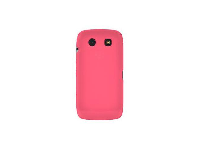 Amzer Silicone Skin Jelly Case - Baby Pink For BlackBerry Torch 9850,BlackBerry Torch 9860