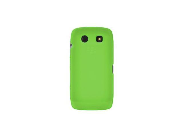 Amzer Silicone Skin Jelly Case - Green For BlackBerry Torch 9850,BlackBerry Torch 9860