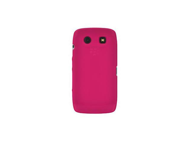 Amzer Silicone Skin Jelly Case - Hot Pink For BlackBerry Torch 9850,BlackBerry Torch 9860