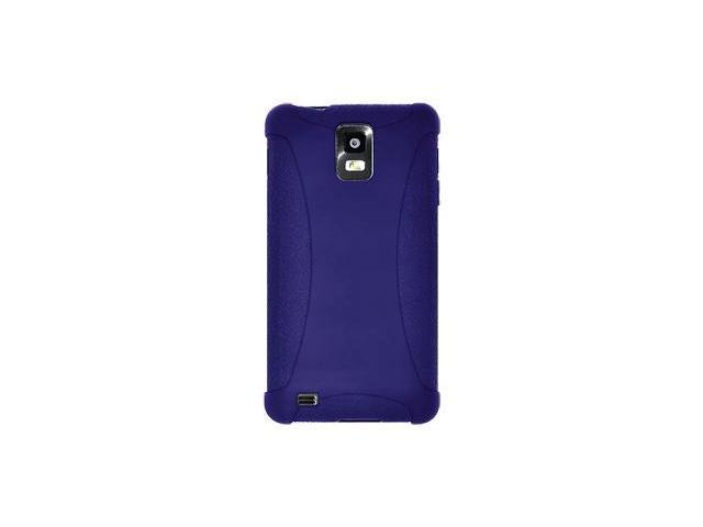 Amzer Silicone Skin Jelly Case - Blue For Samsung Infuse 4G I997