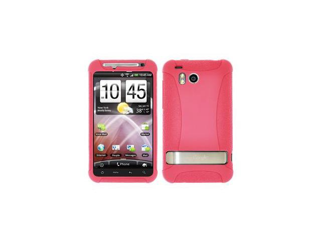 Amzer Silicone Skin Jelly Case - Baby Pink For HTC ThunderBolt ADR6400