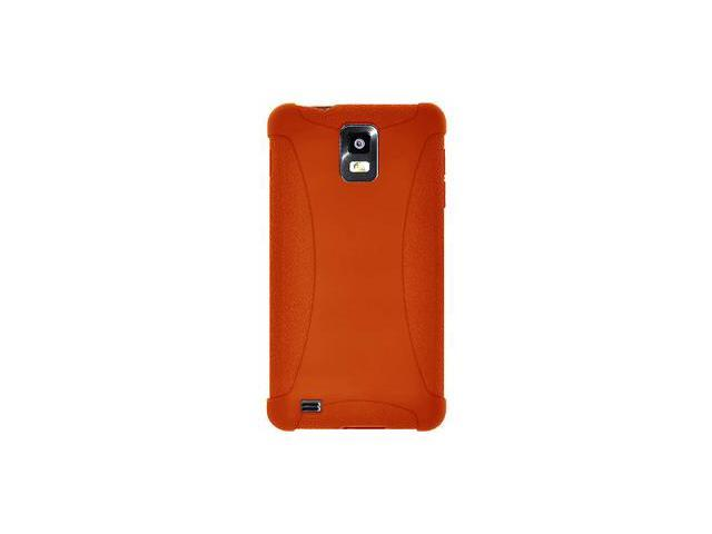 Amzer Silicone Skin Jelly Case - Orange For Samsung Infuse 4G I997