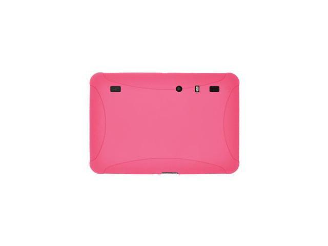 Amzer Silicone Skin Jelly Case - Baby Pink For Motorola XOOM