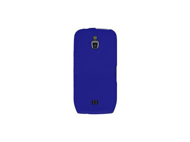Amzer Silicone Skin Jelly Case - Blue For Samsung Exhibit 4G SGH-T759