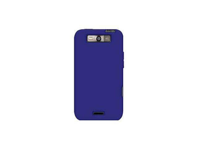 Amzer Silicone Skin Jelly Case - Blue For LG Viper LS840,LG Connect 4G MS840