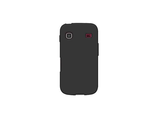 Amzer Silicone Skin Jelly Case - Black For Samsung Repp SCH-R680