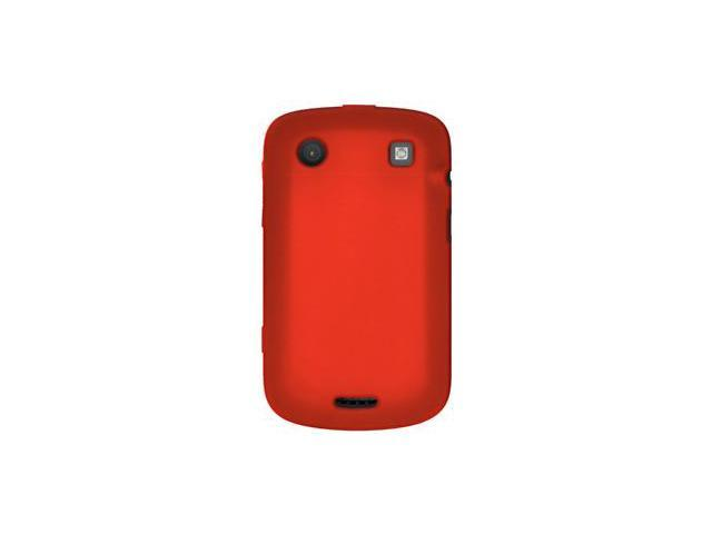 Amzer Silicone Skin Jelly Case - Red For BlackBerry Bold 9930,BlackBerry Bold 9900