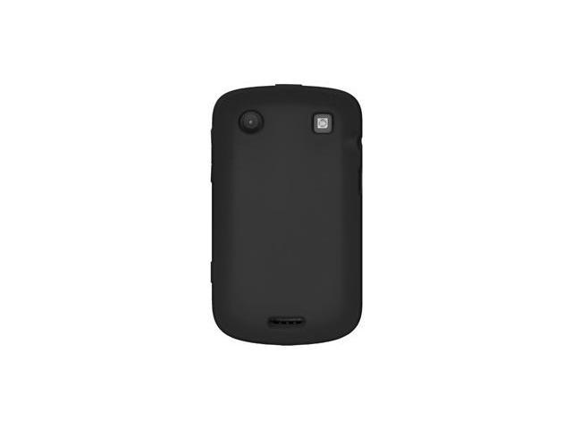 Amzer Silicone Skin Jelly Case - Black For BlackBerry Bold 9930,BlackBerry Bold 9900