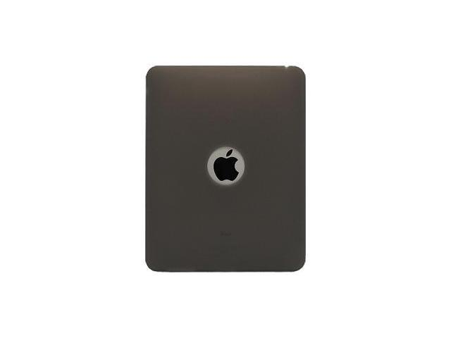 Amzer Silicone Skin Jelly Case - Grey For Apple iPad