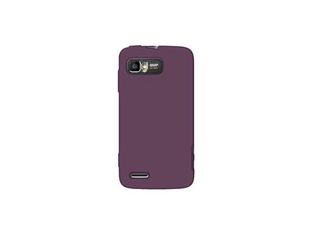 Amzer Silicone Skin Jelly Case - Purple For Motorola ATRIX 2 MB865