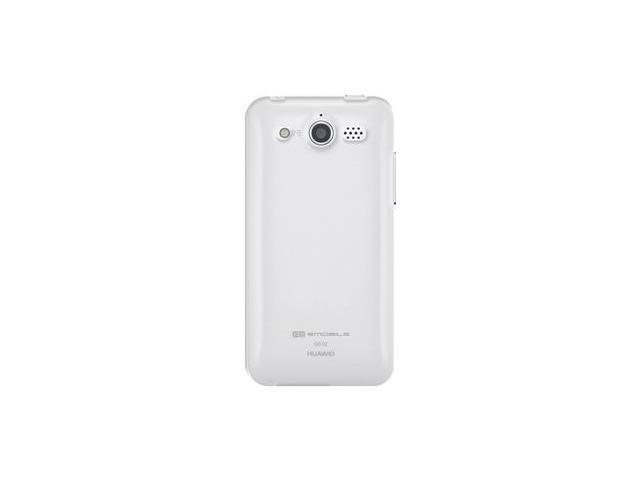 Amzer Clear Snap On Crystal Hard Case For Huawei Mercury M886